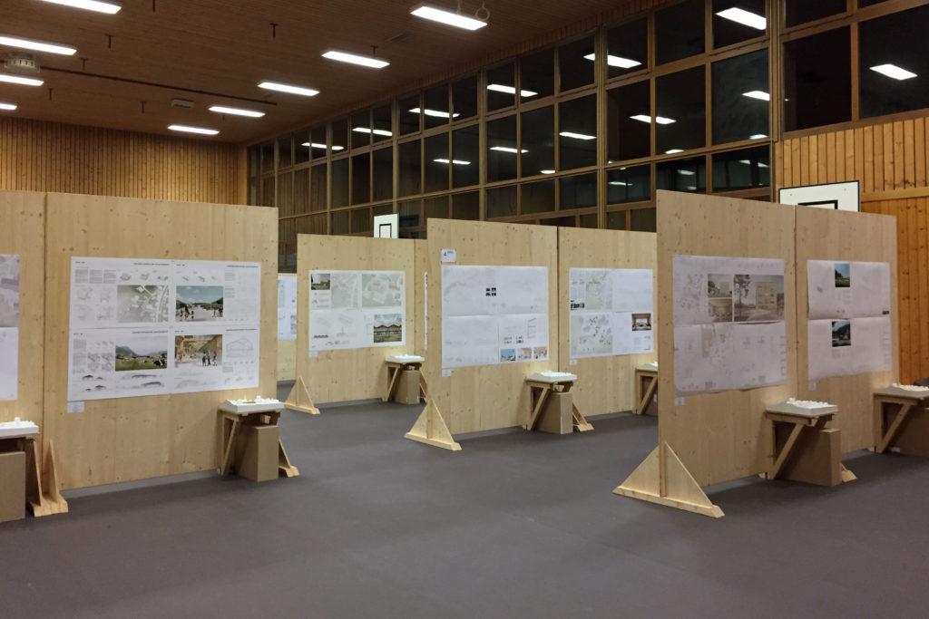 Organisation du concours, nouvelle école Haut-Intyamon (c) Saudan Tinguely Architectes Bulle