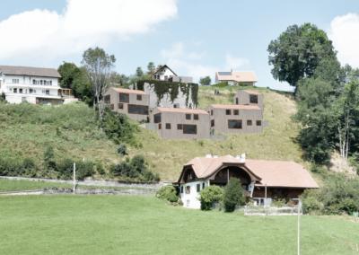 Habitations groupées, Vaulruz